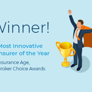 CFC wins Most Innovative Insurer of the Year at Broker Choice Awards